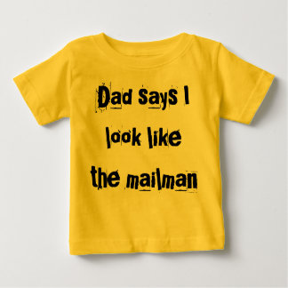 Baby-/Kindlustiger T - Shirt