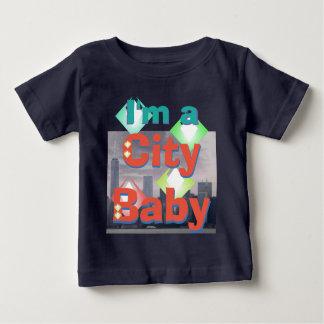 Baby-Kleinkind-Shirts New- York Citybaby-NYC Baby T-shirt