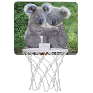 Baby-Koala-Bär Huggies Mini Basketball Ring