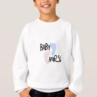Baby-Krankenschwester Sweatshirt