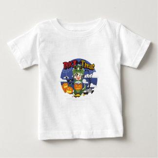 Baby-Kuh Halloween.jpg Baby T-shirt