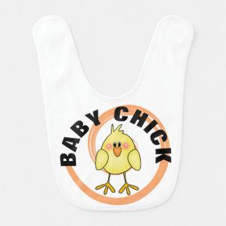 Baby-Küken-Schellfisch Lätzchen