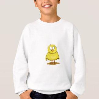 Baby-Küken-wunderlicher Vogel Sweatshirt