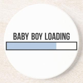 Baby-Laden Getränkeuntersetzer