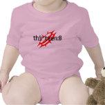 Baby-Logo 12-monatig) Strampelanzug