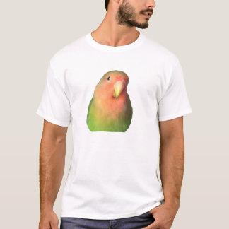 Baby Lovebird Agapornis roseicollis Papagei T-Shirt
