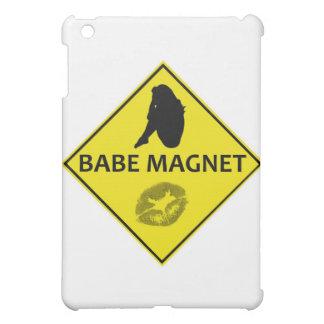 Baby-Magnet-Gelb-Verkehrsschild iPad Fall iPad Mini Hülle