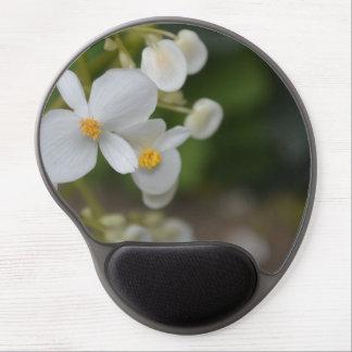 Baby mit Blumen Gel Mousepad