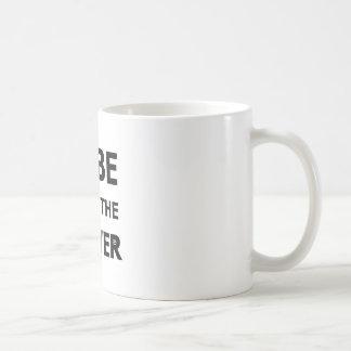 Baby mit dem Power Kaffeetasse