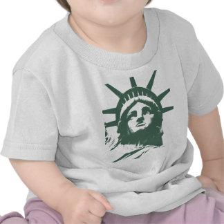 Baby-New- YorkShirt-Freiheitsstatue Shirt