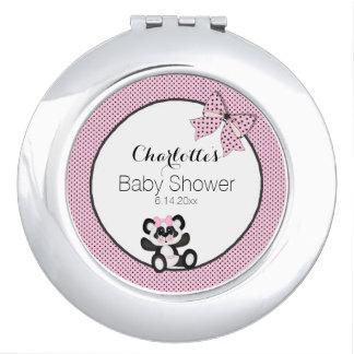 Baby-Panda Schminkspiegel