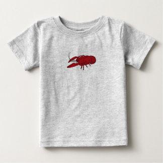 Baby-Panzerkrebs-T-Stück Baby T-shirt