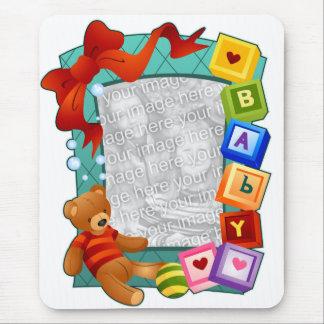 Baby-Rahmen Mousepad