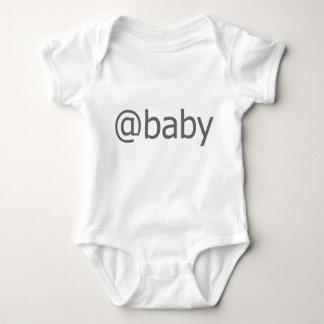 @ Baby-Säuglings-Strampler babygrow Tshirts