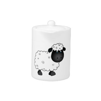 Baby-Schafe für Mutterschaf