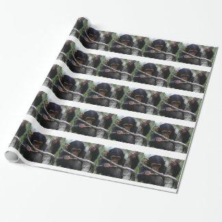 Baby-Schimpanse Geschenkpapier
