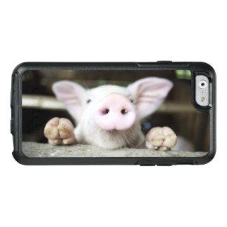 Baby-Schwein im Stift, Ferkel OtterBox iPhone 6/6s Hülle