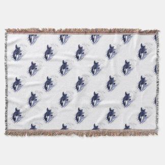 Baby-Schwertwal springen Decke