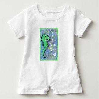 Baby-Seepferd-Spielanzug (kann besonders Baby Strampler