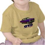"Baby-Shirt mit Entwurf ""Pontiacs GTO"""