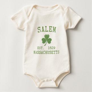 Baby-Shirt Salems MA Baby Strampler
