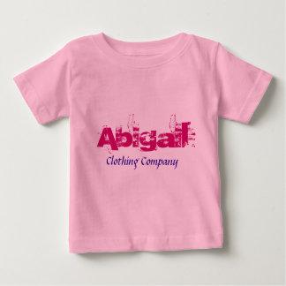 Baby-Shirts Abigail Name Clothing Company Baby T-shirt