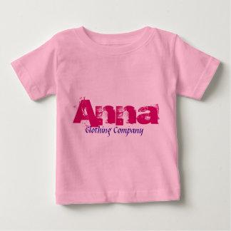 Baby-Shirts Anna Name Clothing Company Baby T-shirt