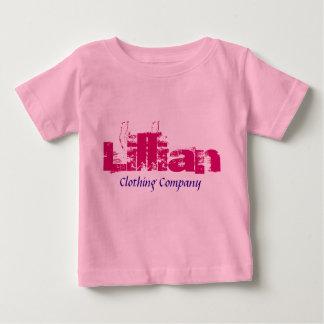 Baby-Shirts Lillian Name Clothing Company Baby T-shirt