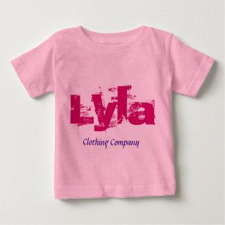 Baby-Shirts Lyla Name Clothing Company Baby T-shirt