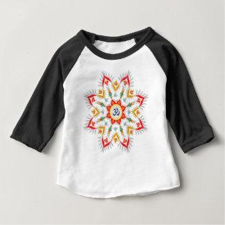 """Baby Sn'owm Flocken "" Baby T-shirt"