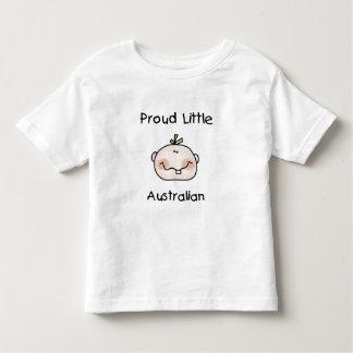 Baby-stolzer kleiner Australier T-shirt