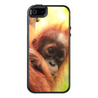 Baby Sumatran Orang-Utan OtterBox iPhone 5/5s/SE Hülle
