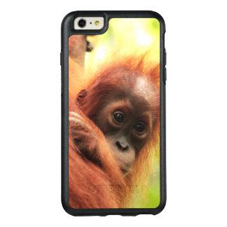 Baby Sumatran Orang-Utan OtterBox iPhone 6/6s Plus Hülle