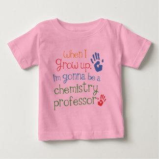 Baby-T - Shirt Chemie-Professor-(Zukunft) Säugling