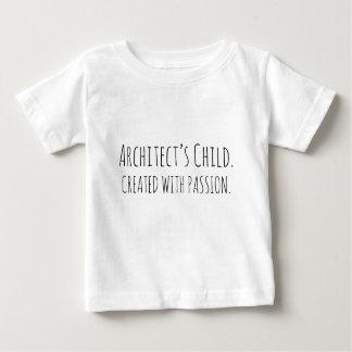 Baby-T - Shirt das KIND | des ARCHITEKTEN!