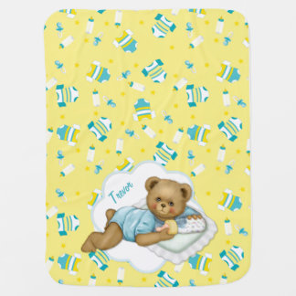 Baby-Teddybär Puckdecke