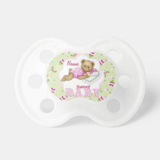 Baby-Teddybär Schnuller