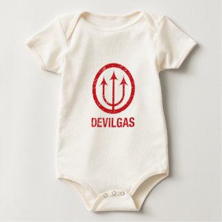 Baby-Teufel Baby Strampler