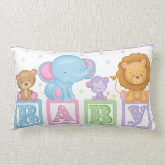 BABY Tierelumbar-Kissen Lendenkissen