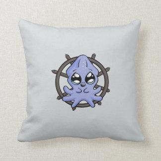 Baby-Tintenfisch-Rad! Kissen