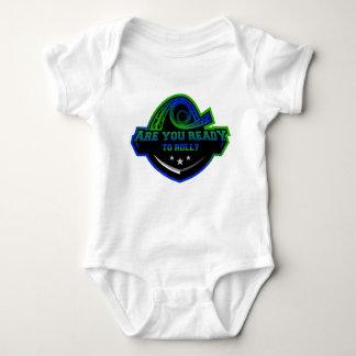 Baby-Untersetzer-T-Stück Baby Strampler