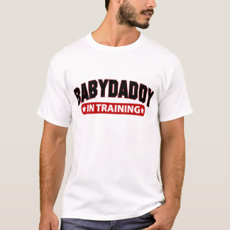 Baby-Vati im Training T-Shirt