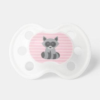 Baby-Waschbär Baby Schnuller