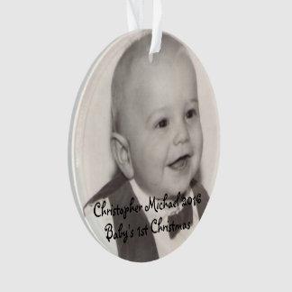 Baby-Weihnachtsverzierung Ornament