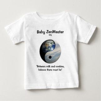Baby ZenMaster sagen… (Personifizieren Sie ihn!) Baby T-shirt