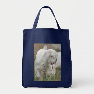 Baby-Ziege Einkaufstasche