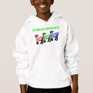 Baby-Ziegen-mehrfarbiges Shirt