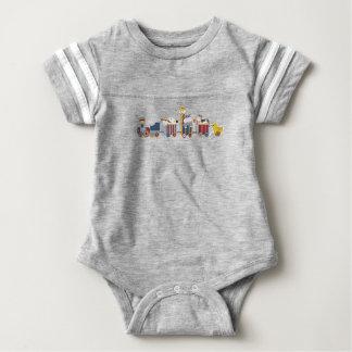 Baby-Zug-Pullover Baby Strampler