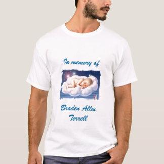 Baby, zum Gedenken an, Braden AllenTerrell T-Shirt