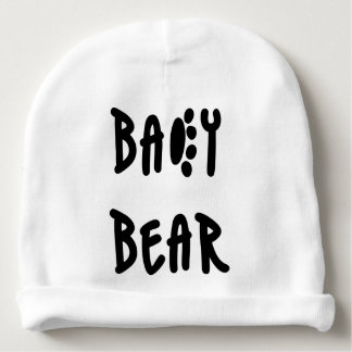 Babybär Babymütze